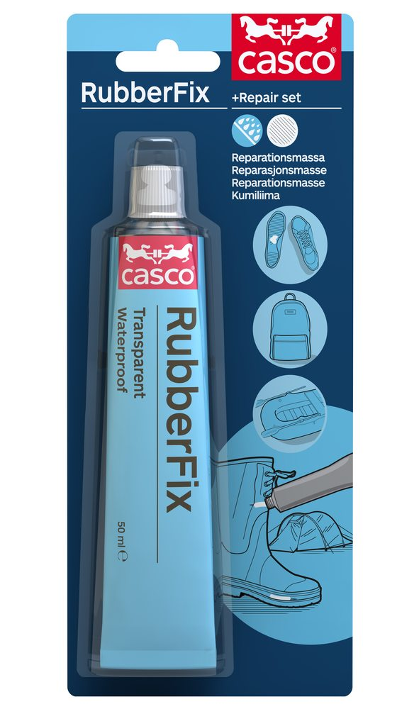 Kumiliima Casco rubberfix 50ml