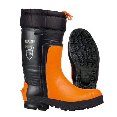 Nokian Jalkineet Eurologger 2 - Musta/oranssi