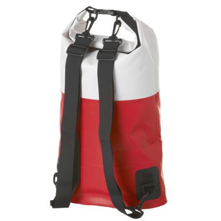 Nokian Jalkineet Hai Backpack reppu - Punainen