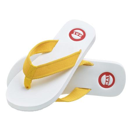 Nokian Jalkineet Hai Flip-flop varvassandaali - Keltainen