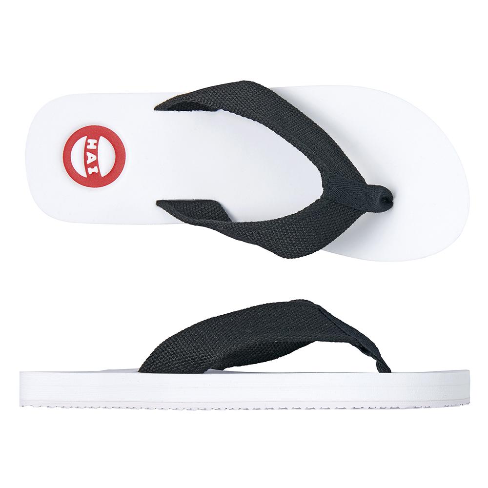 Nokian Jalkineet Hai Flip-flop varvassandaali - Musta 4