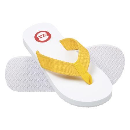 Nokian Jalkineet Hai Flip-flop varvassandaali - Keltainen 4