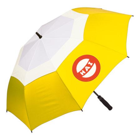 Nokian Jalkineet Hai Umbrella Sateenvarjo - Keltainen