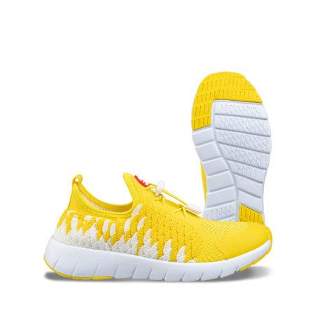 Nokian Jalkineet Hai sneaker - Keltainen