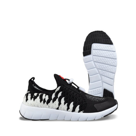 Nokian Jalkineet Hai sneaker - Musta