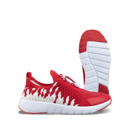 Nokian Jalkineet Hai sneaker - Punainen