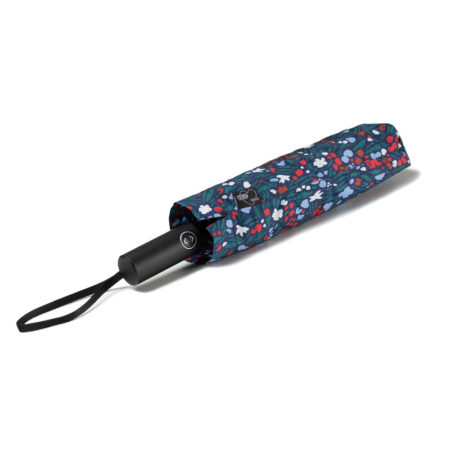 Nokian Jalkineet Nanso Puolukka sateenvarjo - Sininen/punainen 2