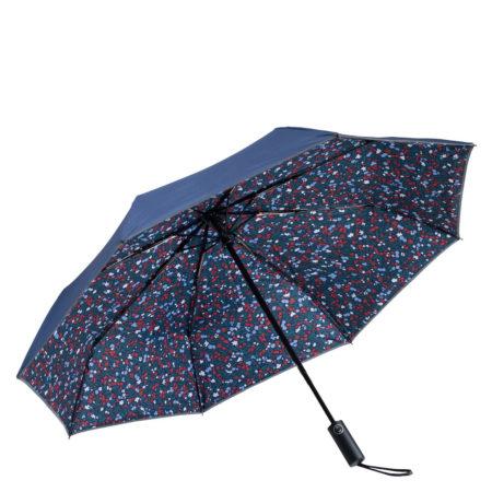 Nokian Jalkineet Nanso Puolukka sateenvarjo - Sininen/punainen